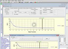 MARS regression automated tool Lesson 1